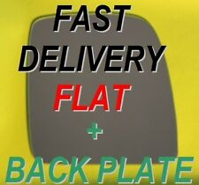 PEUGEOT EXPERT/TEPEE 2007+ DOOR WING MIRROR GLASS FLAT+PLATE RIGHT OR LEFT