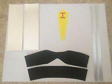 Robo Kres Shogun Warrior Jumbo Machinder Stickers Decals VINYL