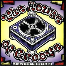 Various Artists  - The House Of Groove -  Aristas Most Fierce Tracks- Like New