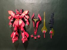Bandai Char's Counterattack MSN-04 Sazabi Mobile Suit In Action Figure Lot MSIA