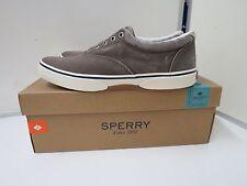Sperry Top-Sider Men Halyard Laceless CVO SlipOn Boat Shoe Chocolate sz 10  492