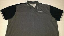 Walt Disney World Golf Style Shirt Mens 3XL Mickey Goofy
