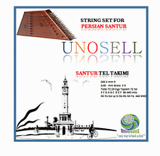 UNOSELL:: STRING SET FOR PERSIAN  STRING INSTRUMENT SANTUR SANTOOR  NEW !!!!!!!!