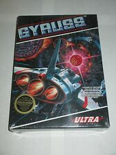 Gyruss (Nintendo NES) NEW Factory Sealed