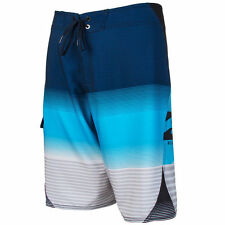 BILLABONG Men's OCCY PHASER Board Shorts - NEO AQUA - 34 - NWT - Reg $90