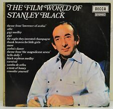 Stanley Black, London Festival Orchestra, The Film World Of Stanley Black, R(L8)