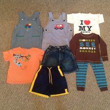Boys Clothing Bundle - 8 Pieces - Size 2T