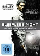 Sleepless Night - Nacht der Vergeltung DVD (2012) mit TOMER SISLEY