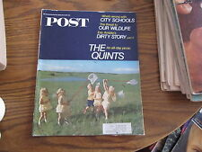 Saturday Evening Post September 9 1967