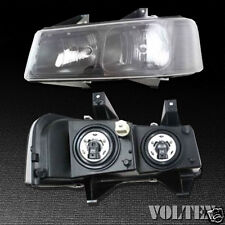 2005-2011 Chevrolet Express 1500 2500 3500 Headlight Lamp Clear lens Halogen LH