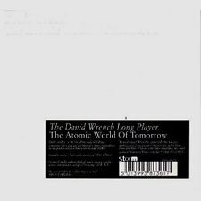 David Wrench The Atomic World of Tomorrow  DIGIPAK OVP