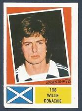 FKS 1978-ARGENTINA 78 -#198-SCOTLAND & MANCHESTER CITY-WILLIE DONACHIE