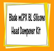 Cybertronic Hobby's Blade mCPX  BL Silicone Head Dampener Kit