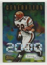 1998 Topps Football - Generation 2000 - #GE3 - Corey Dillon - Bengals