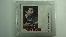 The Concord Jazz Heritage Series by Kenny Burrell (CD, Sep-1998, Concord Jazz)