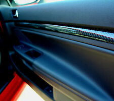 "Osir Carbon Interior Stripes for 06-09 4 Door Golf GTI,TDI,R32, Jetta MK5 ""LHD"""