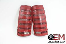 90-00 Cadillac Chevrolet GMC 1500 2500 3500 Pair of Taillights w/Covers OEM