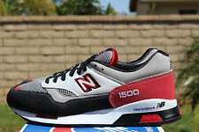 NEW BALANCE 1500 SZ 10 ELITE EDITION RIDERS CLUB WHITE BLACK RED CM1500AN
