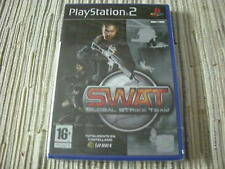 SWAT GLOBAL STRIKE TEAM PLAYSTATION 2 PS 2 NUEVO Y PRECINTADO