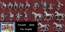 1/72 Italeri 6009 The Knights toy soldiers MIB