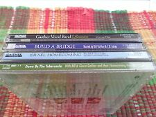 Lot/4 Music CDs Gaither Gospel Series Used Play Great Cases Worn Free Shipping