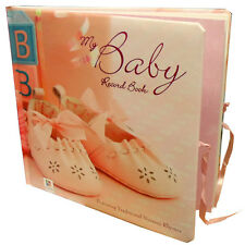 Hinkler My Baby Girl A First Year Diary Record Book Capture all Memory & Photos