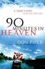 90 Minutes in Heaven,GOOD Book