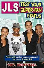 JLS: Test Your Super-fan Status,New Condition