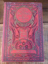 Le tour du monde en 80 jours, Les mondes connus et inconnus, Jules Verne Hetzel.
