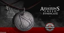 "Assassin's Creed Syndicate necklace one Assassin's Shilling Exclusive ""NEW"""