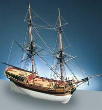 "Exquisite, New Wooden Model Ship Kit by Caldercraft: the ""HM Brig Supply"""