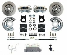 63-66 Falcon/Fairlane/Ranchero/Mustang/Comet Front Disc Brake Conv Kit (manual)