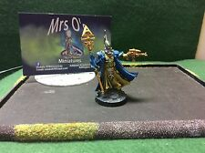 Warhammer 40k Eldar Farseer Metal OOP Well Painted (P573)