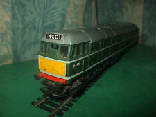 TRIANG HORNBY BR CLASS 31 GREEN BODY AND UNPOWERED BOGIE ONLY