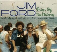 Point Of No Return - Jim Ford (2008, CD NIEUW)