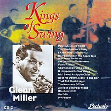 KINGS OF SWING 2 : GLENN MILLER / CD - NEUWERTIG