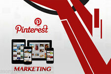 Pinterest Marketing campaign and Pinterest promotion for ONE entire WEEK!