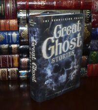 101 Great Ghost Stories New Hardcover Edition Lovecraft Blackwood Maugham Saki
