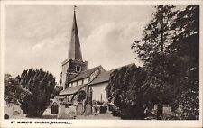 Stanwell near Staines & Ashford. St Mary's Church.