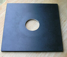 genuine  Horseman & Sinar fit lensboard 34.7mm hole made in japan