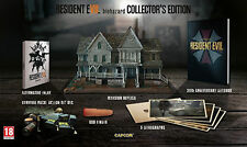 PC PS4 XBOXONE Resident Evil 7 - Collector's Edition (with game - con gioco)