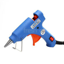 Professional Handy Glue Gun 20W with Glue Sticks Graft Repair Tool