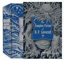 The Complete Fiction Of H. P. Lovecraft (Knickerbocker Classics) Book By . . New