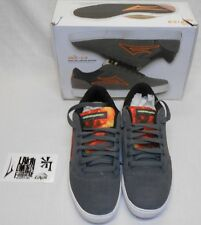 Men's Lakai Mike Mo Skateboard Shoes Gray Sz 13 New In Box