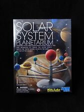 Glow In The Dark Solar System Planetarium Model Children Kids Science Education