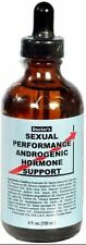 SEXUAL PERFORMANCE ANDROGENIC HORMONE SUPPORT GROWTH TESTOSTERONE BOOSTER MUSCLE