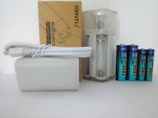 1.5V kentli  rechargeable lithium AA 2800mwh / AAA Battery + pH7 4 tank charger