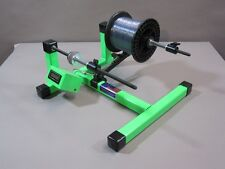Super Spooler line holder/winder with Digital Line Counter  Green