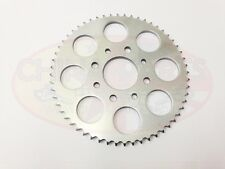 Motorcycle Rear Sprocket 428-56T 4 Bolt Fixing for Dirt Pro GY200 Enduro