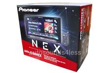 "Pioneer AVH-4000NEX Double 2 DIN DVD/CD Player 7"" Bluetooth HD Radio Detachable"